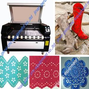 GR-1318 Leather and Colth Laser Beam Cutting Machine-nonmetal laser cutting machine