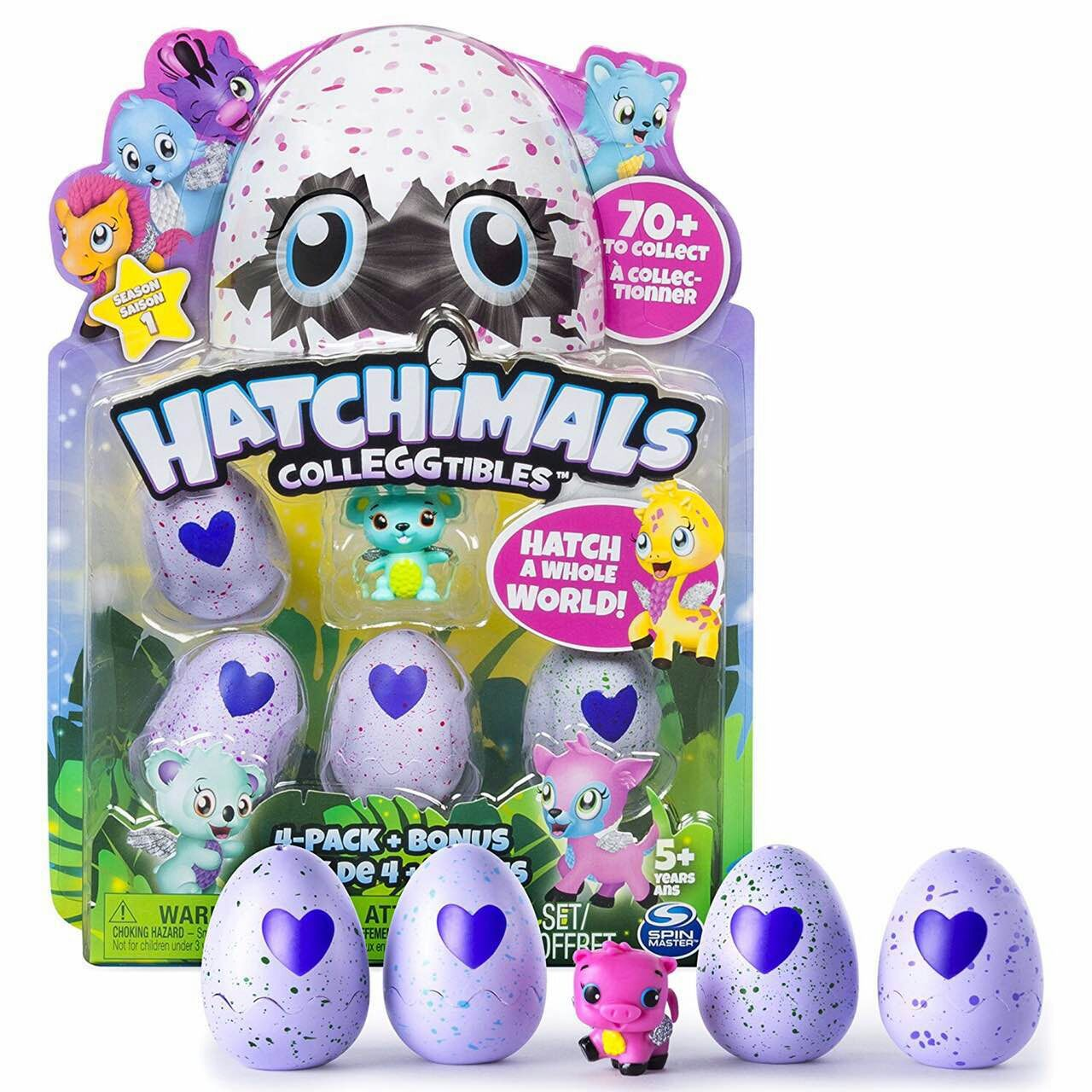 New Arrival Hatchimal egg for Christmas gift