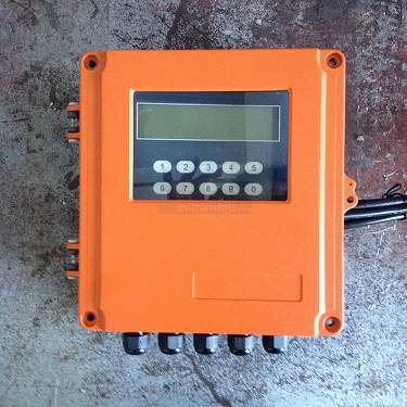 TDS-100F Model Wall-mounted Clamp on Ultrasonic Flowmeter