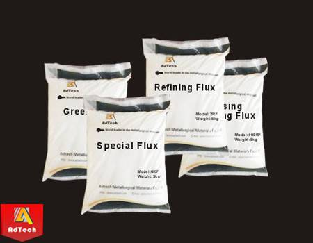 High purity Aluminum cleaner flux refining Flux for melting casting