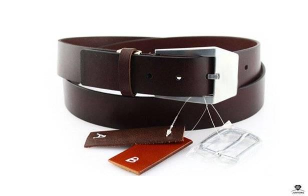 """3.8""""width zinc alloy pin buckle mens belts"""