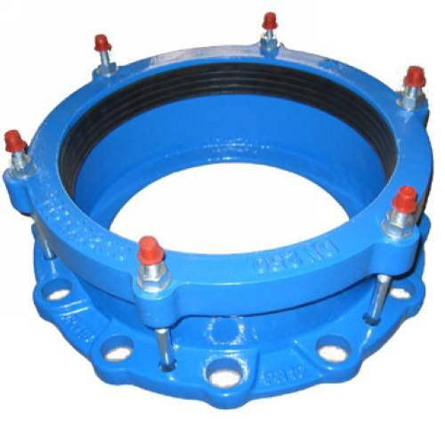 Pipe Fittings---Ductile Iron Flange Adaptor
