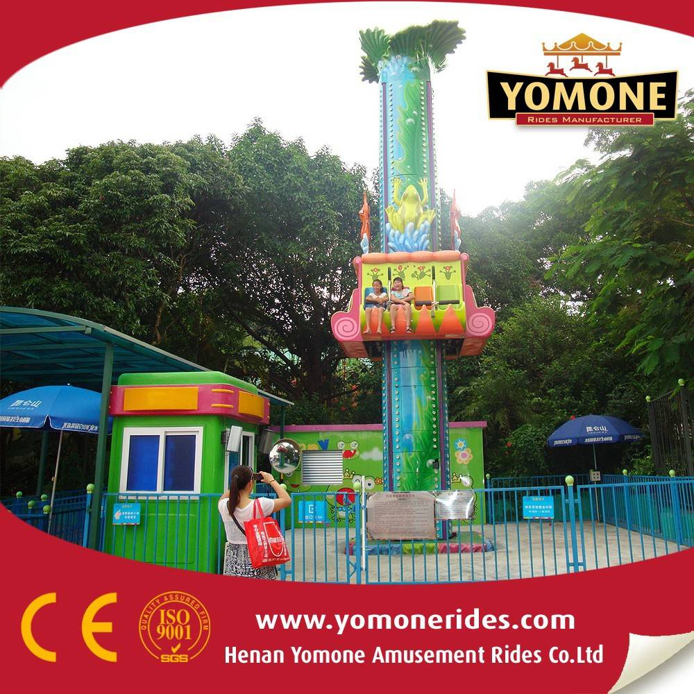 games children's new products amusement frog jumping rides amusement park equipment for sale