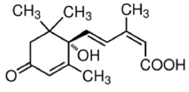 Abscisic acid (CAS 14375-45-2)