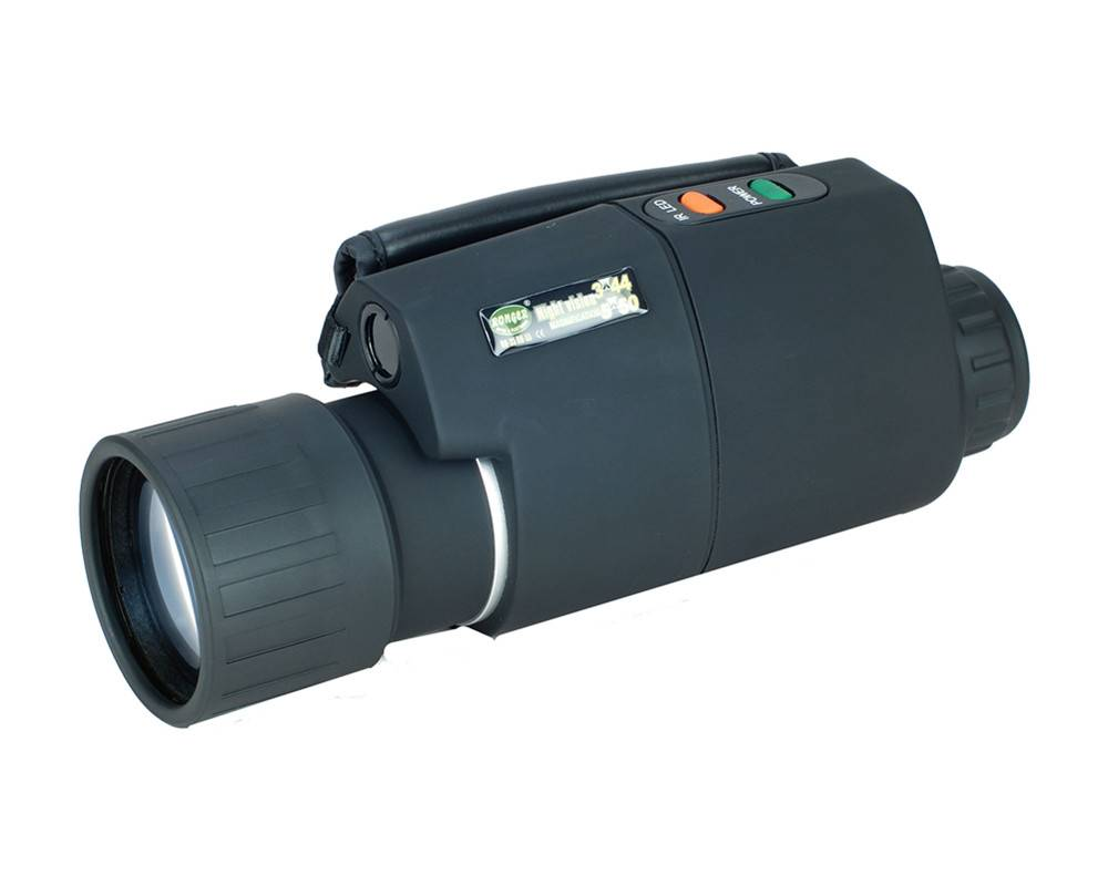 handheld Gen1+ night vision monocular