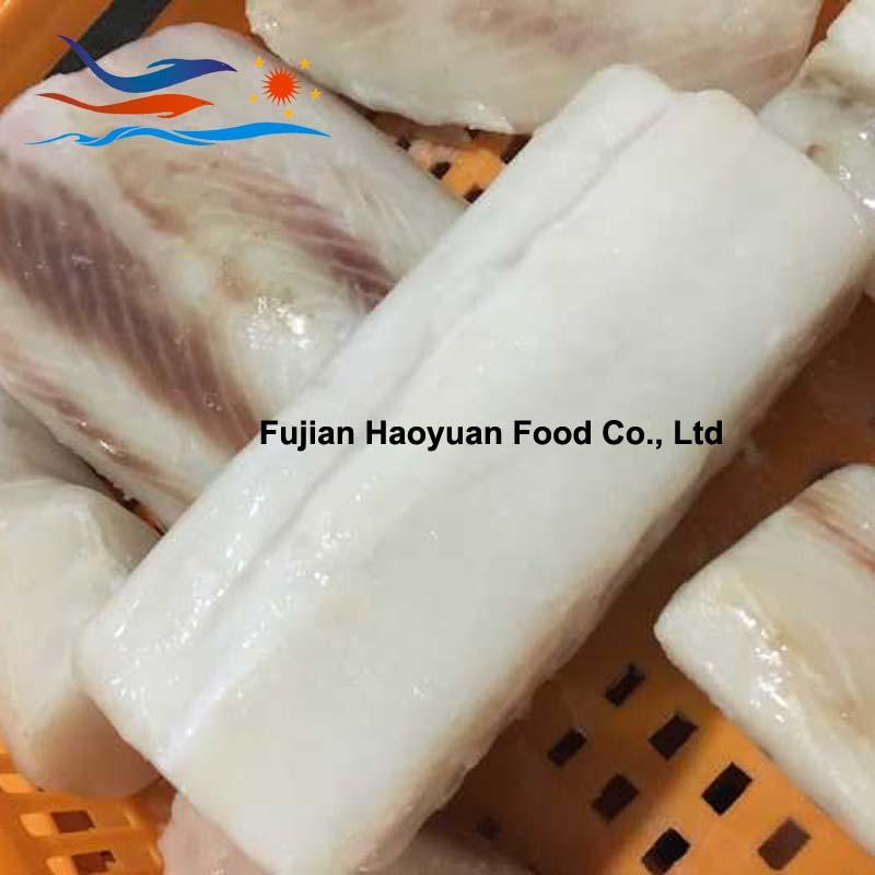 supplying frozen shark loin