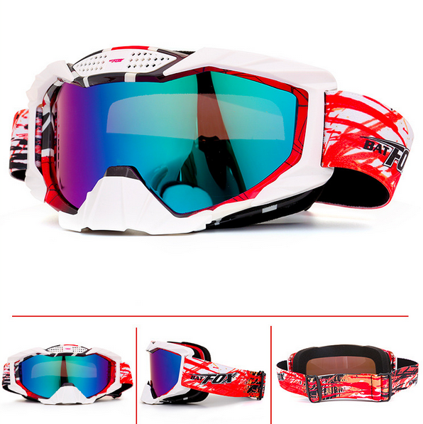 New design comfortable wearing ski goggles snow goggle