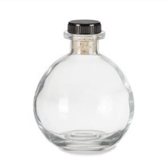 8.5oz Cork Ball Round Oil Bottle