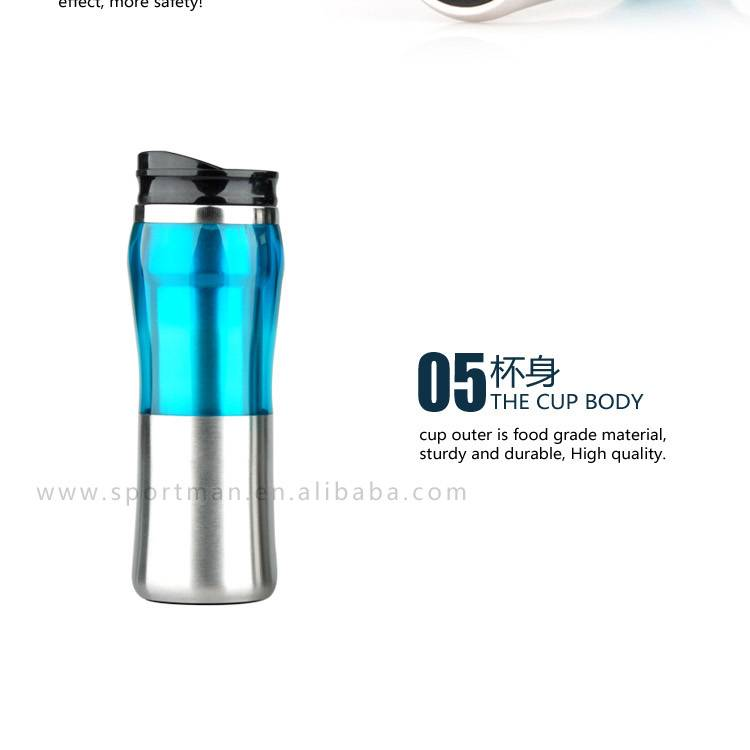 Novelty Vacuum Flask Travel Sport Mugs Coffee Mugs