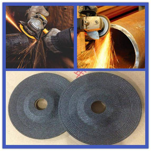 High speed resin grinding wheels