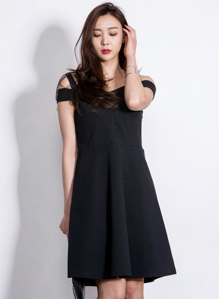 New Arrival Summer Elegant High Style Women Off-Shoulder Dress For Ladies