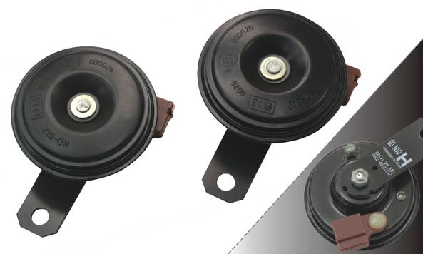 Auto Disc Horn for Toyota