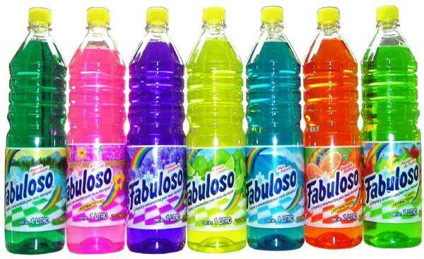 Fabuloso - All models and sizes
