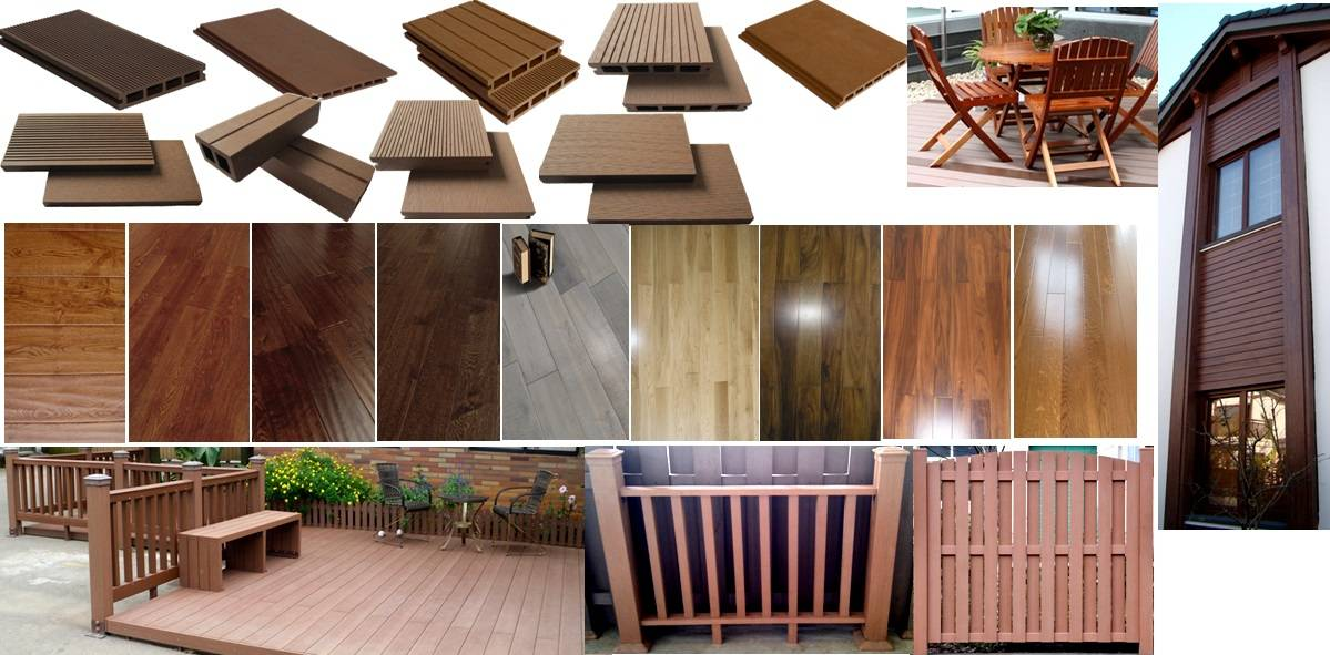 Railing/flooring/wpc decking/ wall panel/fencing