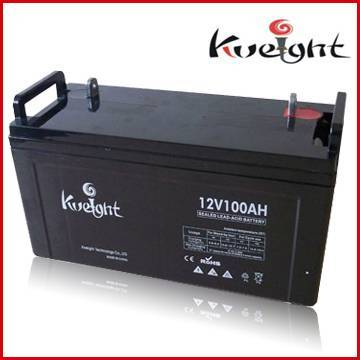 gel battery 12V 100Ah