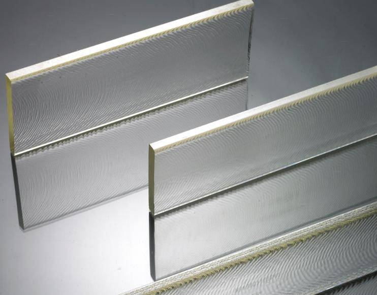 Optical glass material