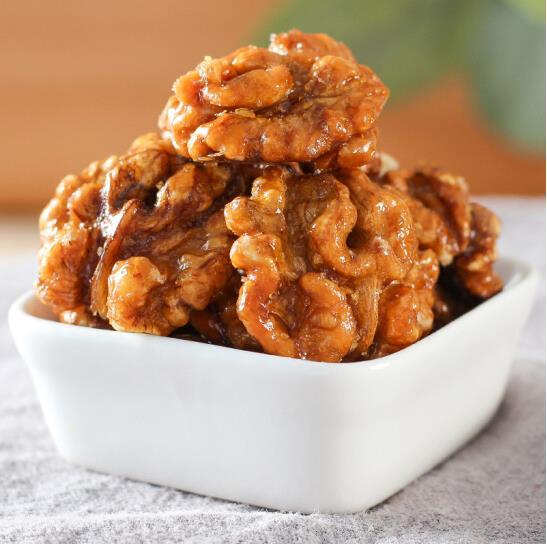 Sweet Snack Honeyed Walnut Kernel