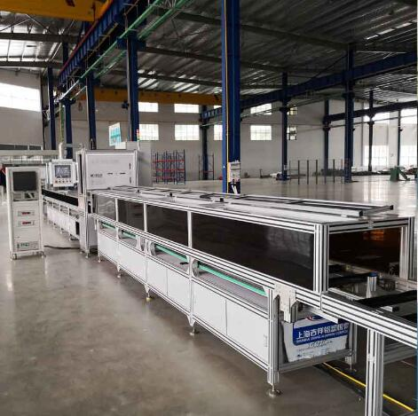 High Voltage Withstanding Busbar Automatic Inspection Machine