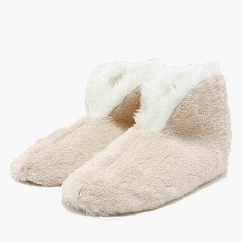 Custom plush slippers supplier in China