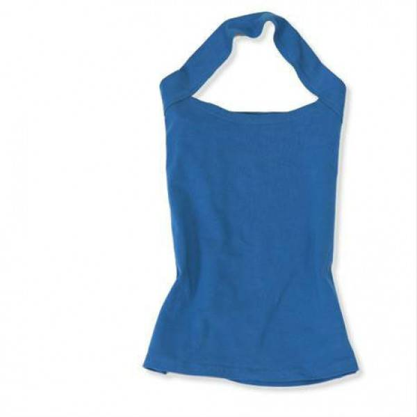 Womens Cotton Halter Neck Sleeveless Camis