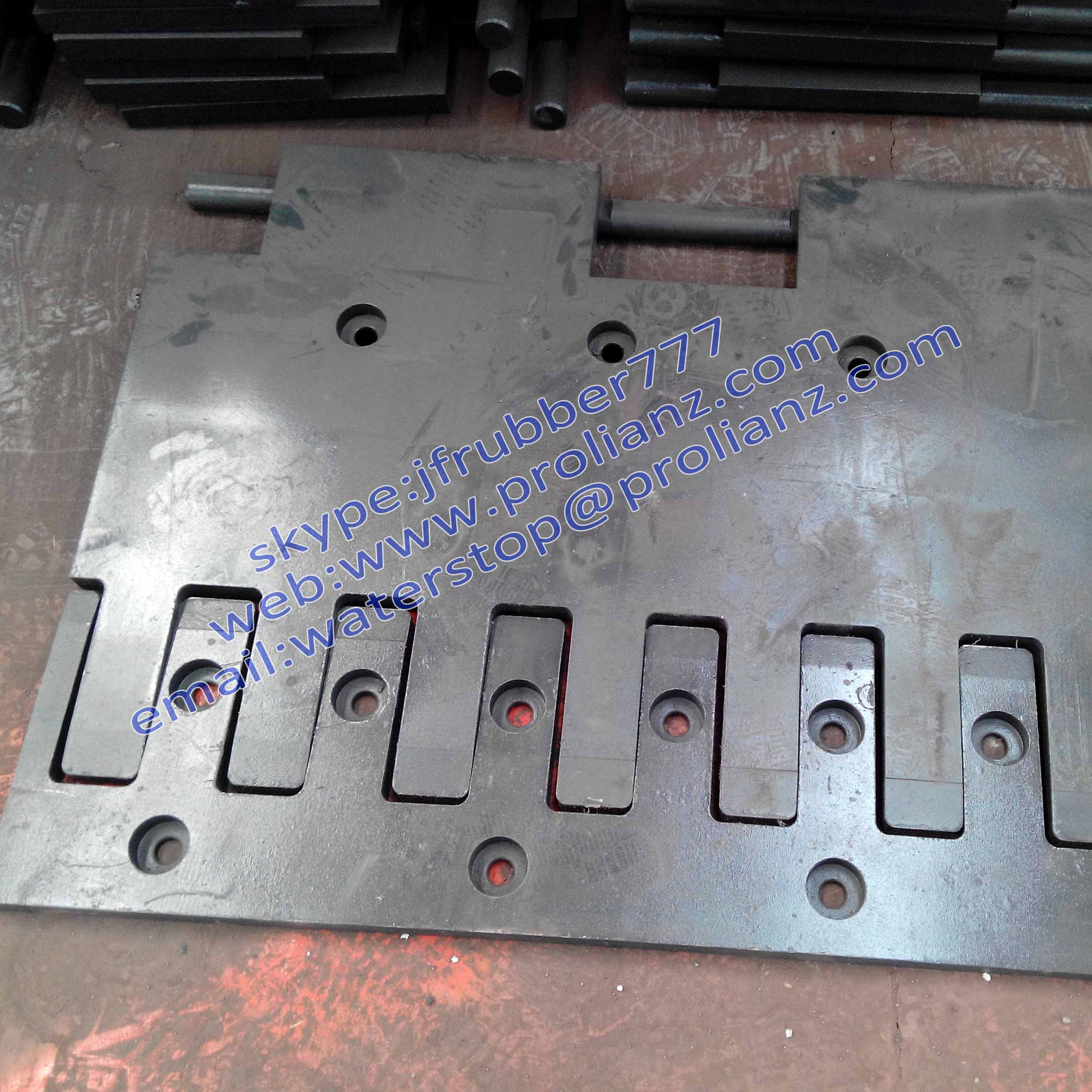 SF comb type (finger type)bridge expansion joint