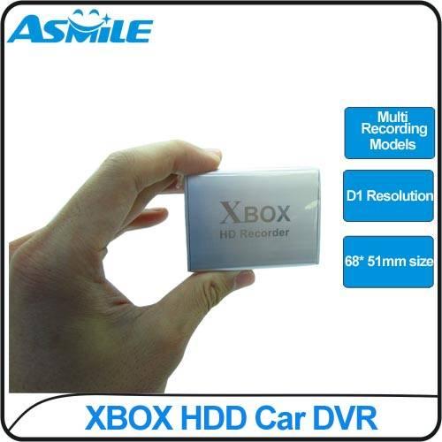 1CH Car DVR CCTV DVR Recorder XBOX DVR with Home Office Surveillance