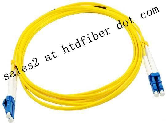 LC/LC Fiber Optic Patch Cord