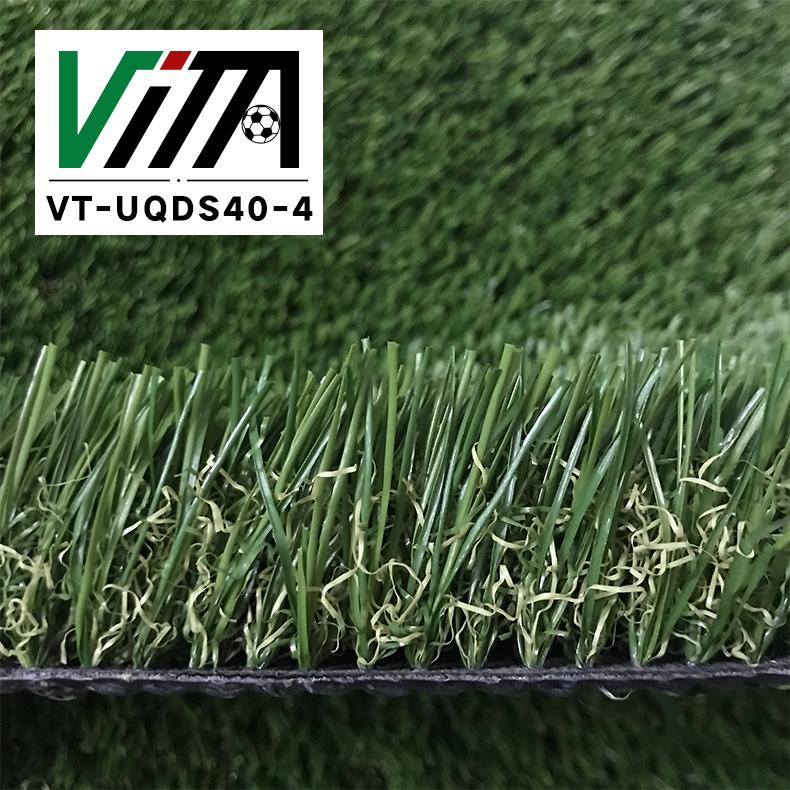 Vita Plastic grass mat artificial grass for gardening decoration VT-UQDS40-4