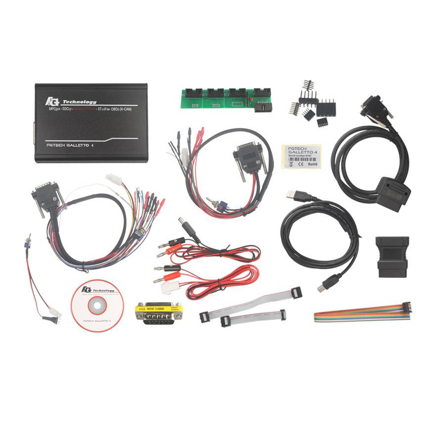 2015 New FGTech Galletto 4 Master V54 BDM-TriCore-OBD Function