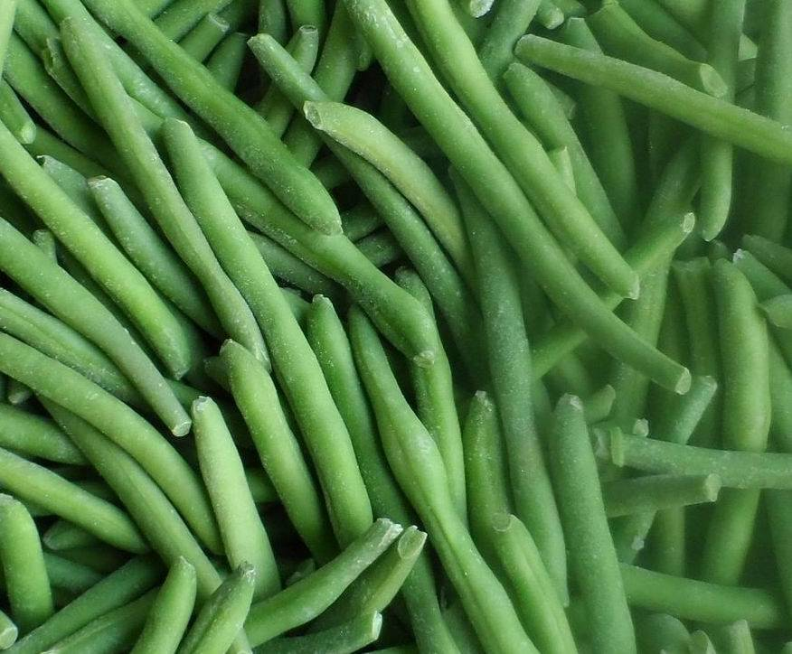 frozen vegetables frozen green bean supply from factory in China