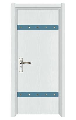 Low MOQ pvc interior door (MP-047)