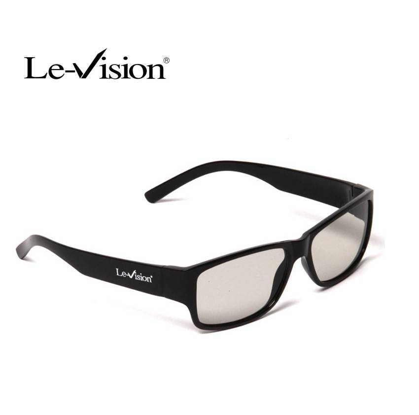 Passive polarized 3D cinema glasses with competitive price Made in China