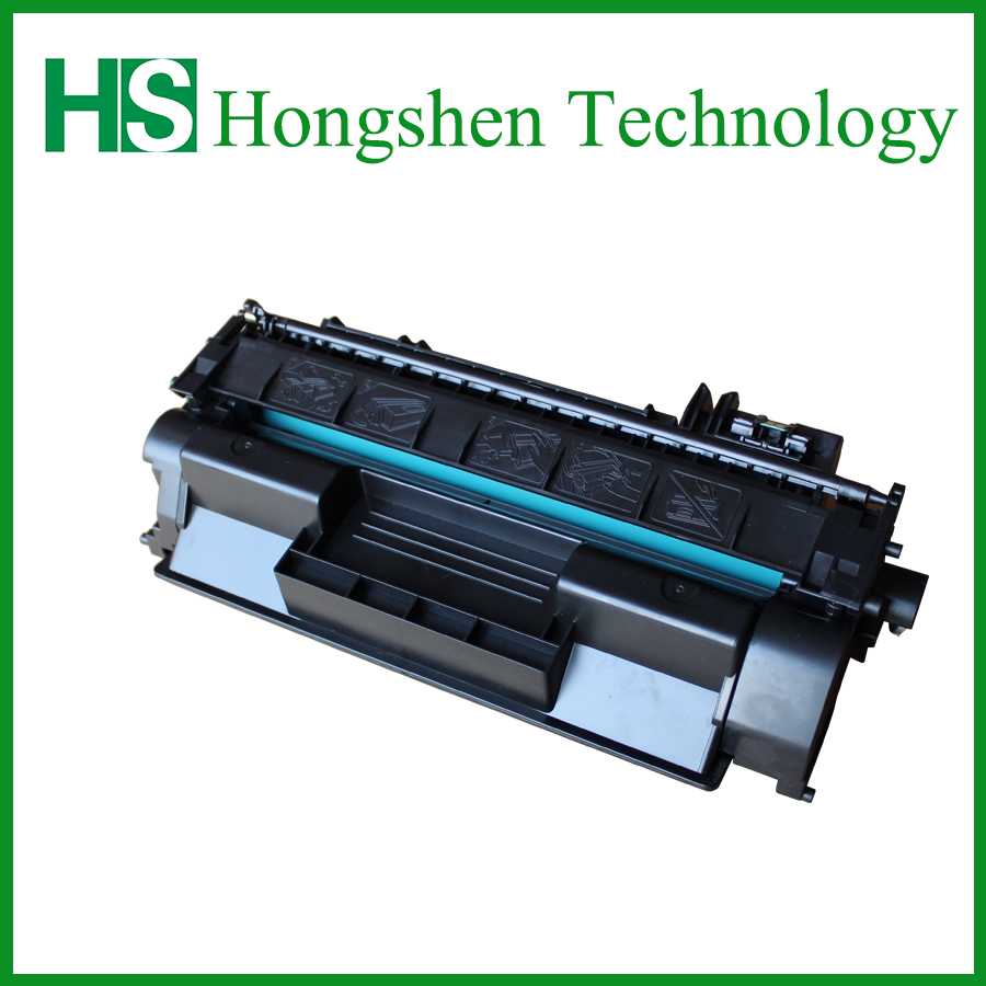 Compatible wholesale black toner cartridge for HP CE505A