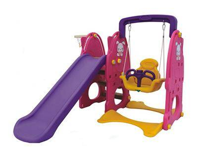 GS approved kids used indoor plastic slide for sale