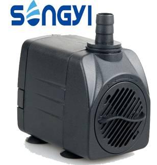 Songyi 512 AC Mini submersible water pump for Cooling/Fountain/Aquarium