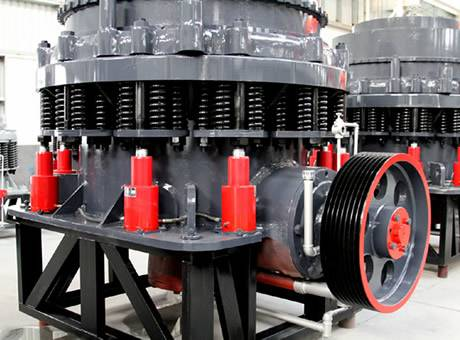 Aggregate Symons Cone Crusher/Spring Cone Crusher Price