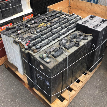 Scrap Forklift Battery