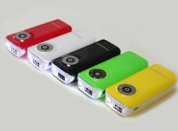 candy color power bank power supply power source good quality