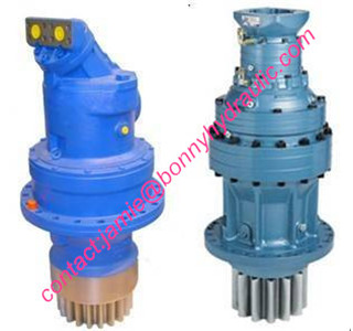 Hydraulic Speed Planetary Gearbox
