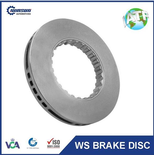 Cheap price FH12 truck 85103803 85110496 brake disc