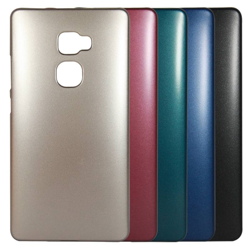 Wholesale Metallic Paint Coated Case for Huawei Acsend Mate S