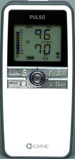 Versatile Handheld Pulse Oximeter