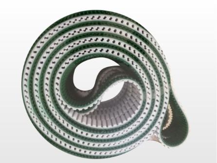 green grass pattern timing belt