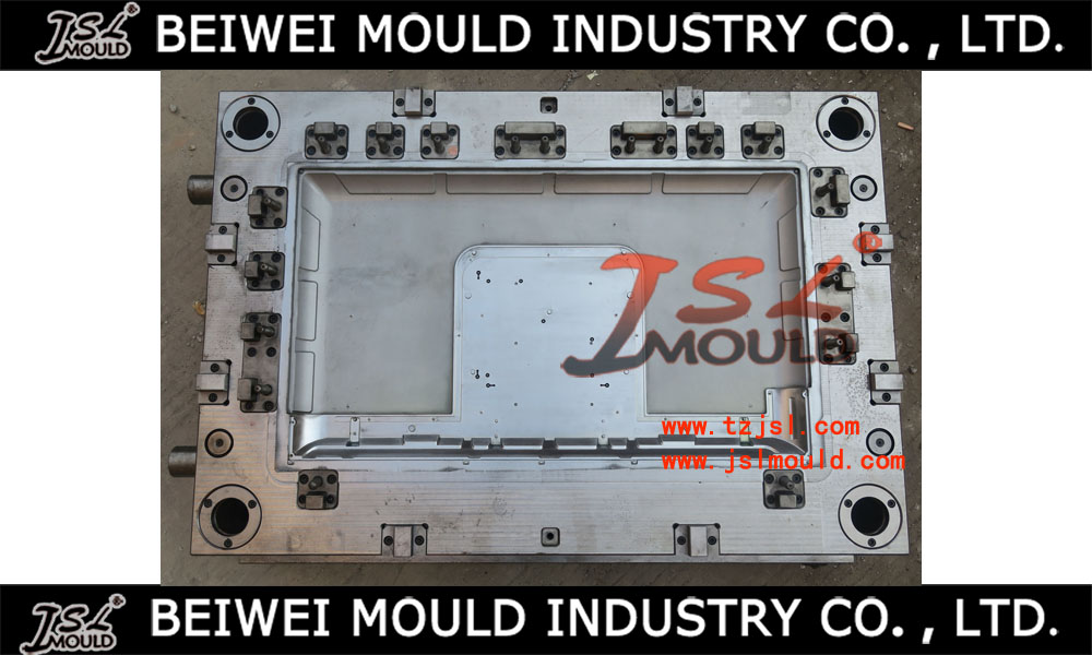 New style 40 INCH TV plastic Outer casing mould