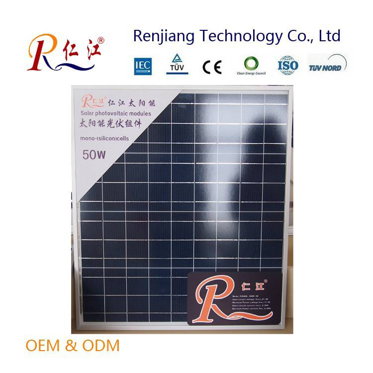 Solar Panels for Home Power System
