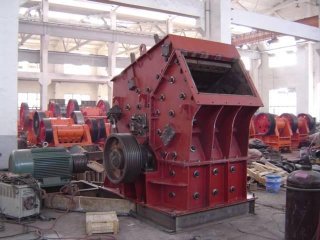 Automatic Type Stone Jaw Crusher Machine