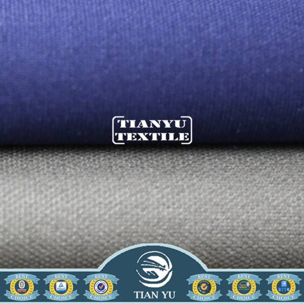Thick 100% Cotton Canvas Fabric for Work Clothing
