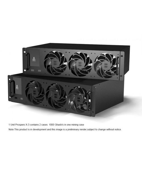Black Arrow Prospero X-3 Asic Miner 2000Ghs