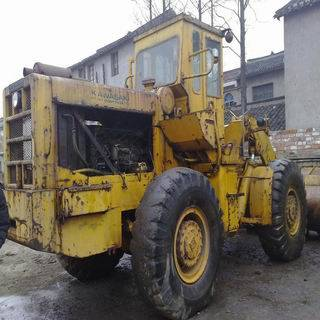 used kawasaki loader 70D