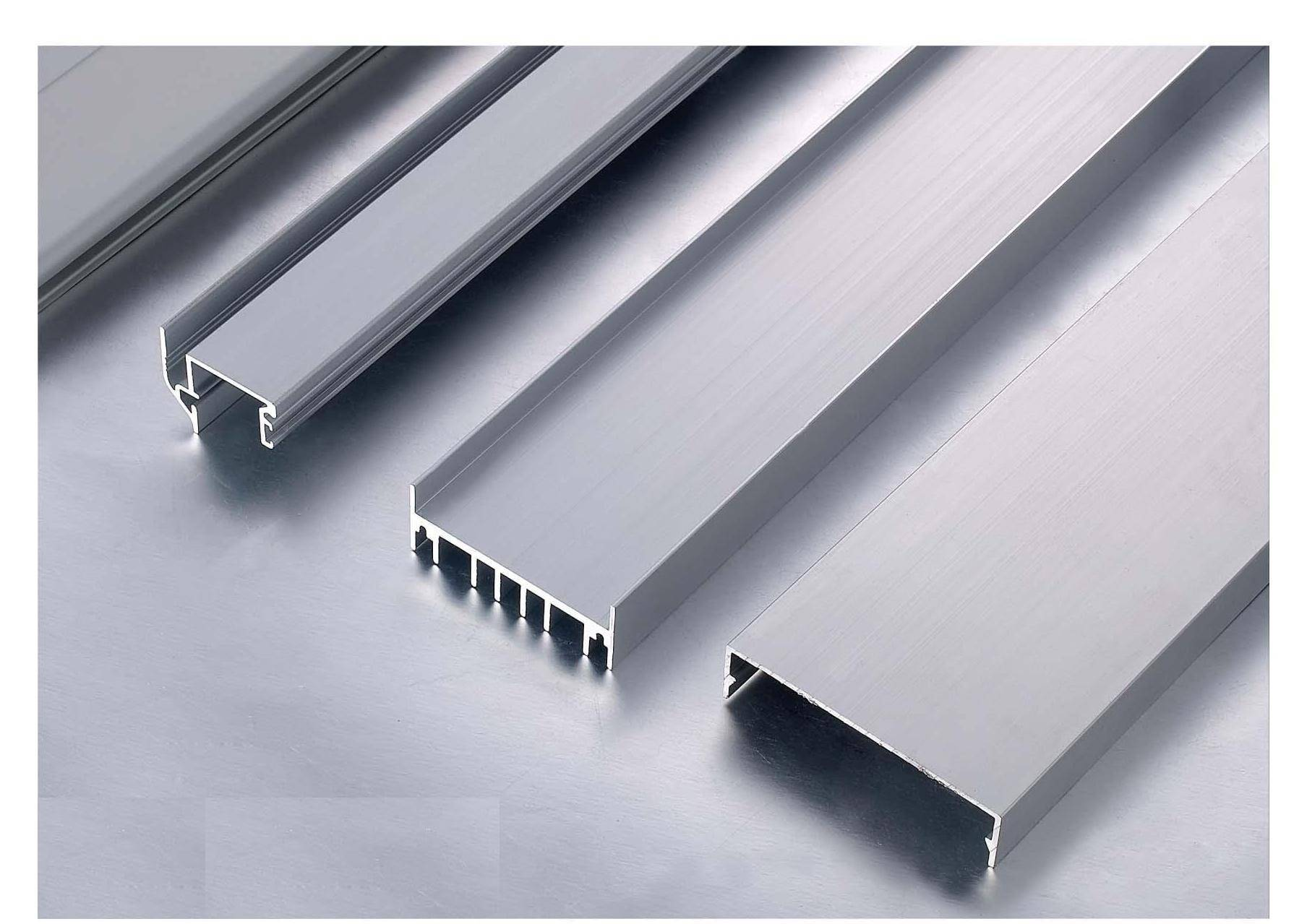 Product Aluminium Sections : Aluminium extrusions linkan limited